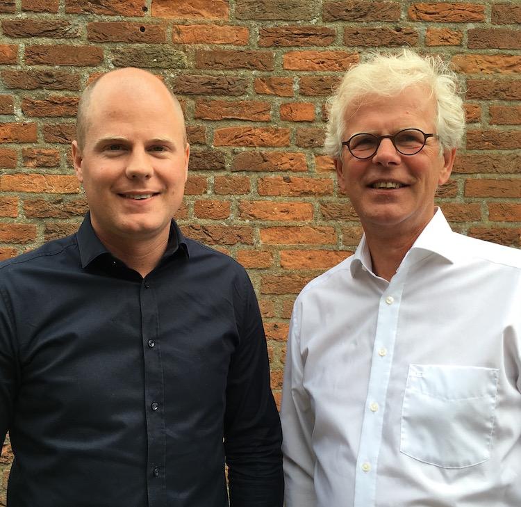 Peter en Cees Heemskerk