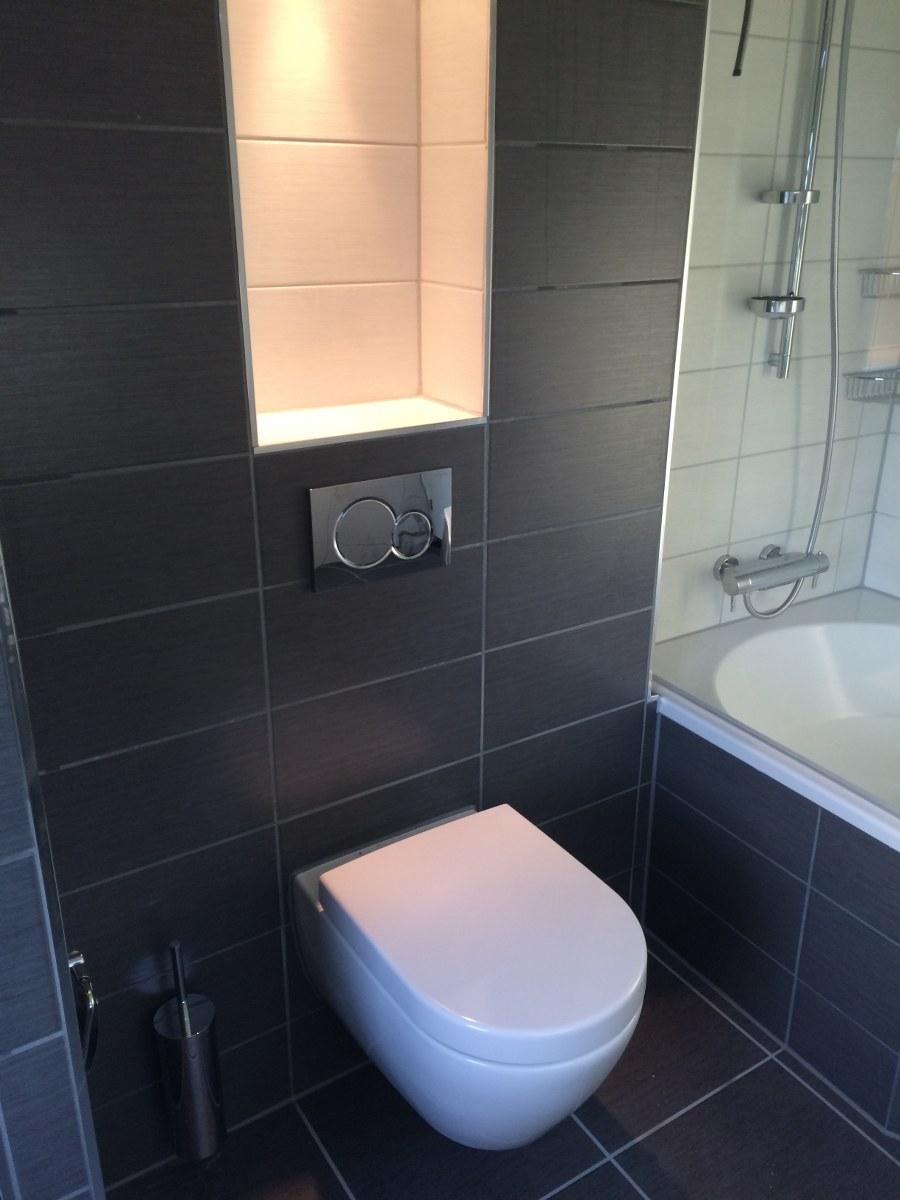 Badkamer renovatie - Kruisweg Hoofddorp - Bouwbedrijf Heemskerk