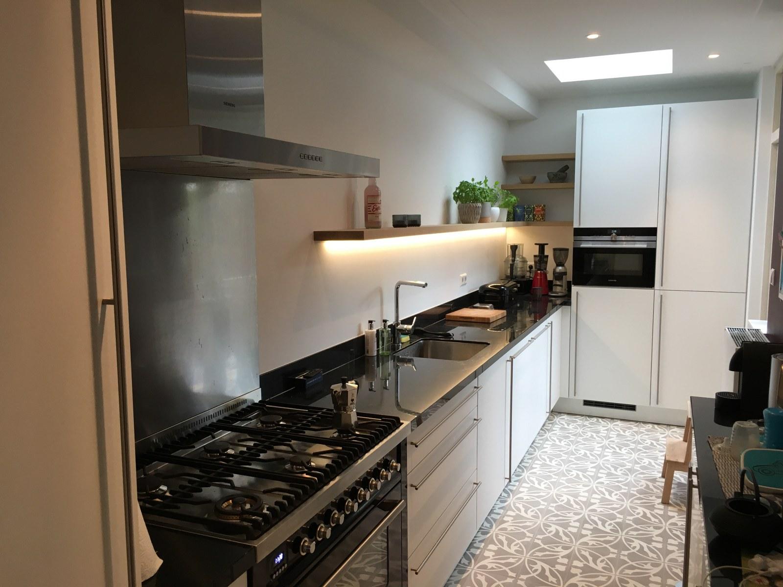 Design Keukens Heemskerk : Aanbouw keuken zaanenlaan haarlem bouwbedrijf heemskerk